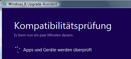 Windows 8 Upgrade - Bild 2