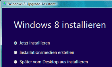 Windows 8 Upgrade - Bild 22