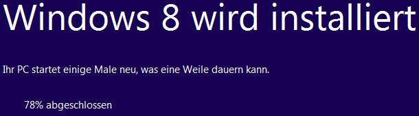 Windows 8 Upgrade - Bild 24
