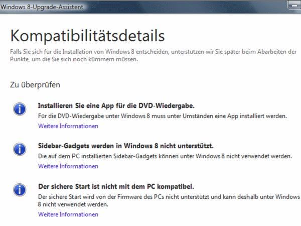 Windows 8 Upgrade - Bild 5