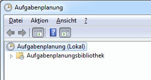 Windows 7 Aufgabenplanung