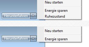 Windows 7 Ruhezustand an- und abschalten