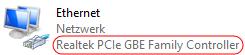 Windows 8.1 Name Ethernet-Adapter