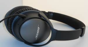 Produkt-Review: Bose QC 25