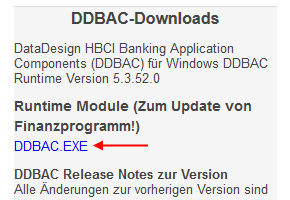 B+S Banksysteme AG DDBAC Download