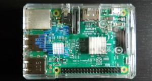 Raspberry Pi 3 auspacken und zusammenbauen